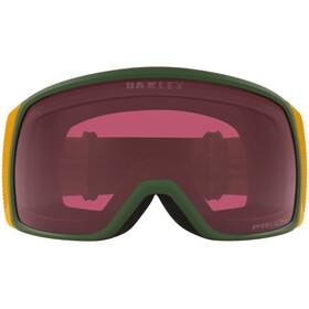 Oakley Flight Tracker XS Sneeuw Goggles, roze/olijf